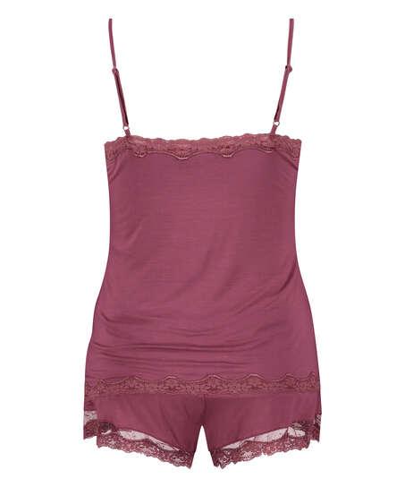 Conjunto de pijama, Rojo