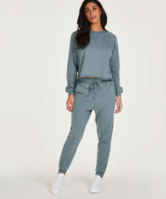 Tall Jogging Sweat French, Verde