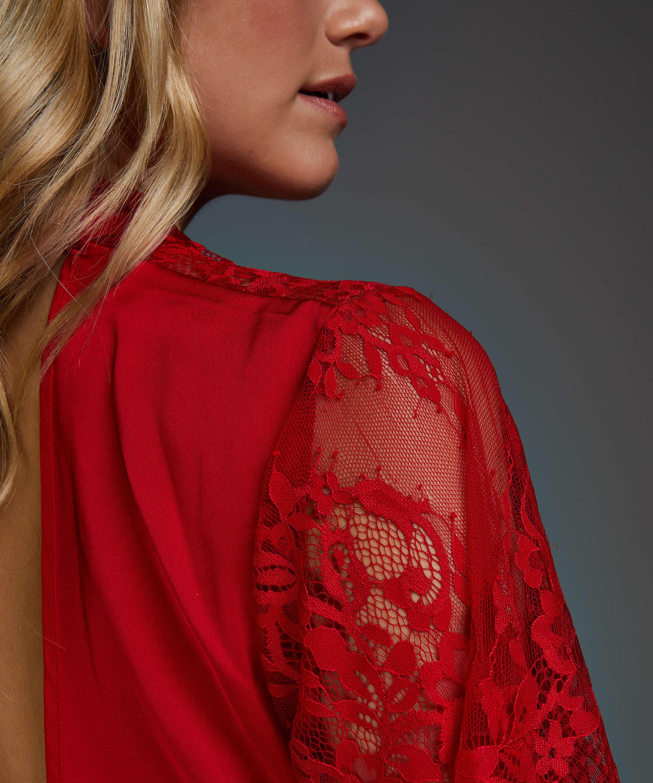 Kimono Jennifer, Rojo, main