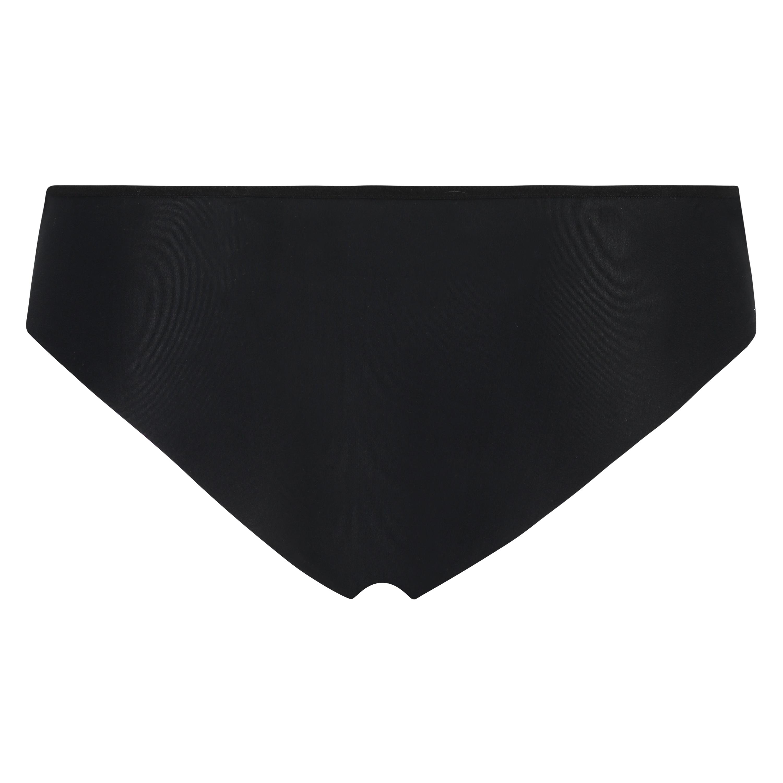 Brasileña Invisible Stripe mesh, Negro, main
