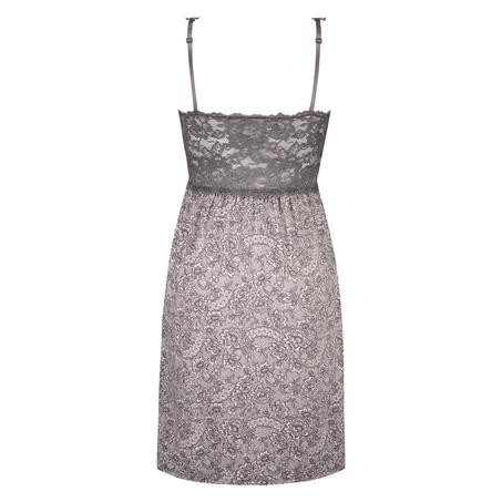 Vestido combinación Modal Lace, Rosa
