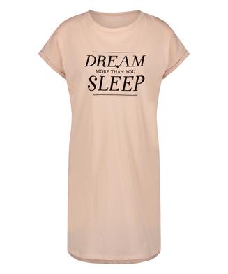 Camisón manga corta Dream, Rosa
