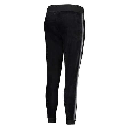 Pantalón deportivo HKMX terciopelo, Negro