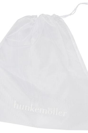 Hunkemöller Bolsa de calcetería grande Blanco