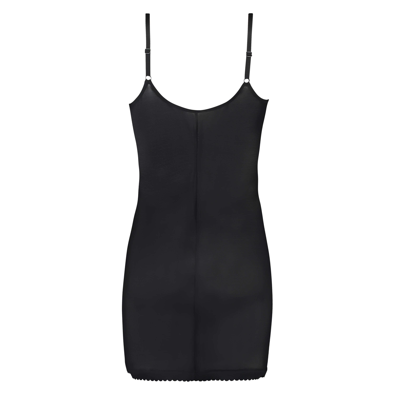 Vestido scuba moldeador - Level 3, Negro, main