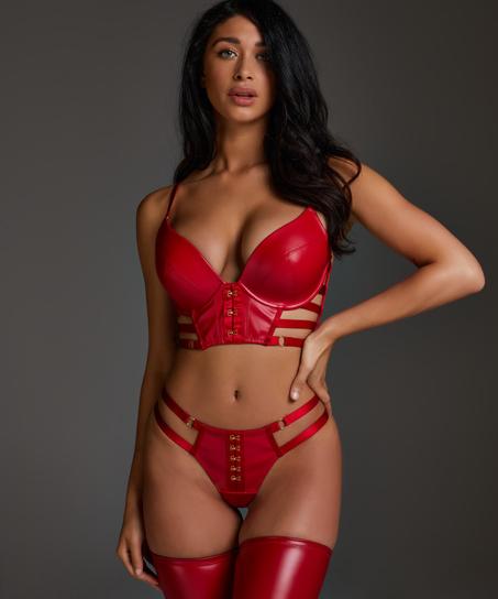 Tanga Vicky, Rojo