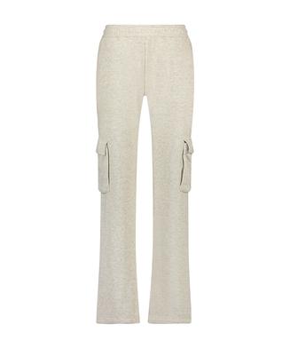 Pantalones de chándal Cargo , Beige