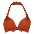 Top de bikini push-up con aros preformado Galibi I AM Danielle Copa A - E, Naranja