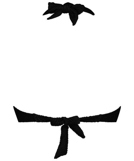 Top de bikini push-up con aros preformado Galibi I AM Danielle Copa A - E, Negro