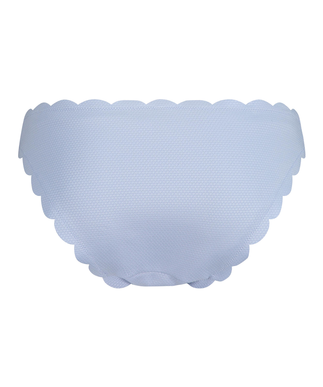 Braguita de bikini rio Scallop, Azul, main