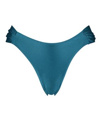 Braguita de bikini de tiro alto Brokopondo I AM Danielle, Gris