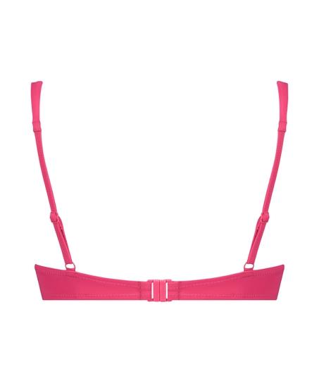 Top de bikini push-up Luxe Copa A - E, Rosa