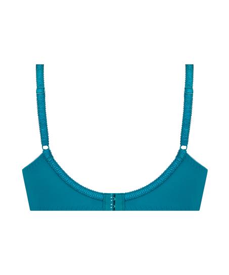 Sujetador con aros no preformado Diva, Azul