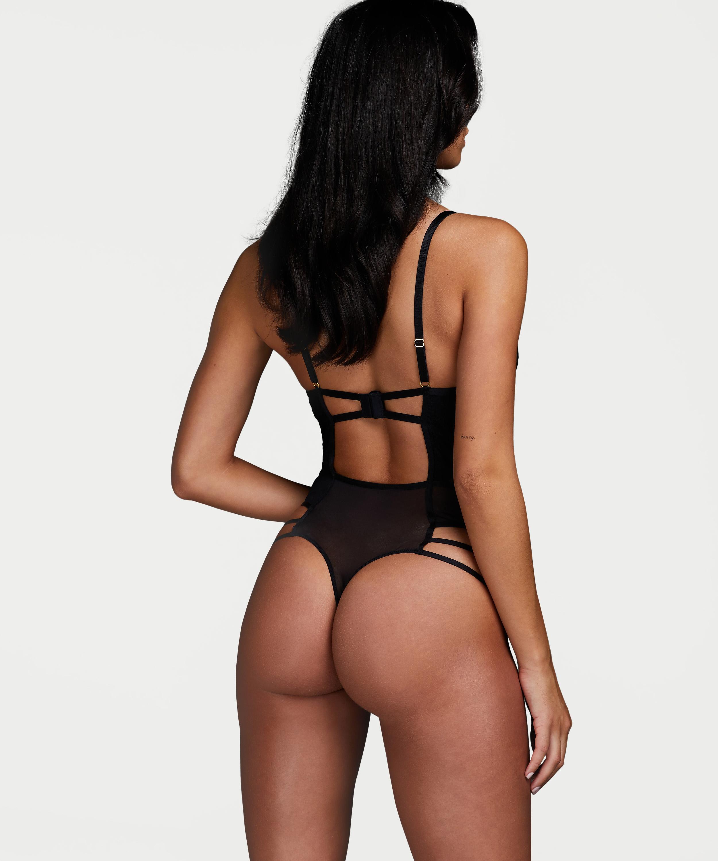 Body Yves, Negro, main