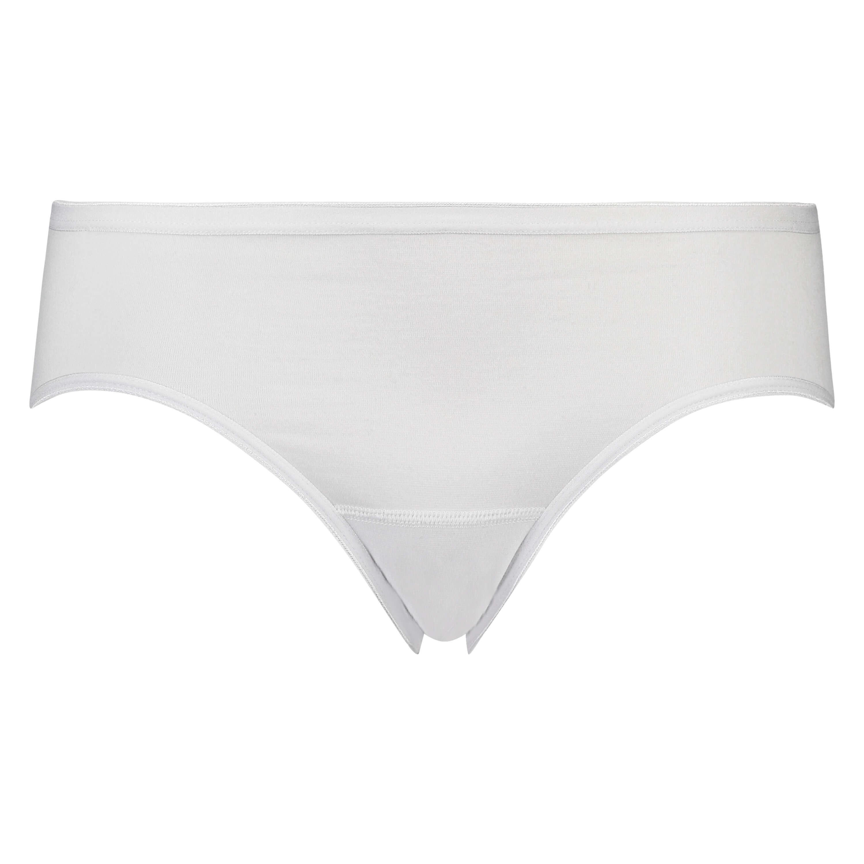 Súper braguita algodón, Blanco, main